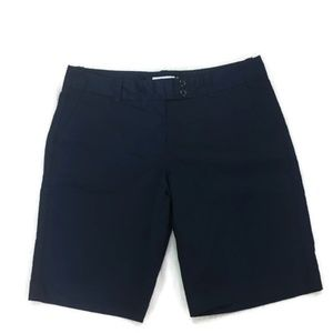 "VINEYARD VINES Bermuda Dayboat navy 10"" shorts"